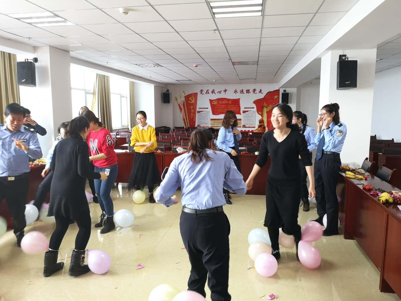 玉门市司法局开展迎新春工会活动