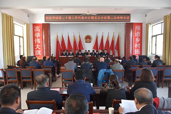敦煌市郭家堡镇:召开第二十届人民代表大会第五次会议